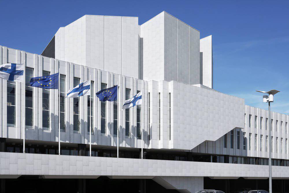 Дворец Финляндия - Katri Pyynonen, City of Helsinki