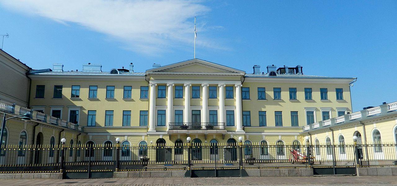 Президентский дворец//Paasikivi, CC BY-SA 4.0/Wikipedia