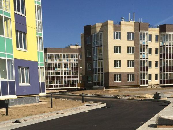Дольщикам ЖК «Чудеса Света» показывают первые квартиры