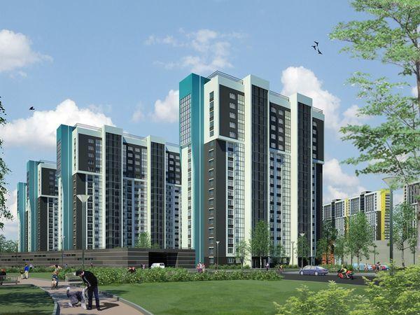 Старт продаж квартир в новом доме жилого комплекса «Шуваловский»