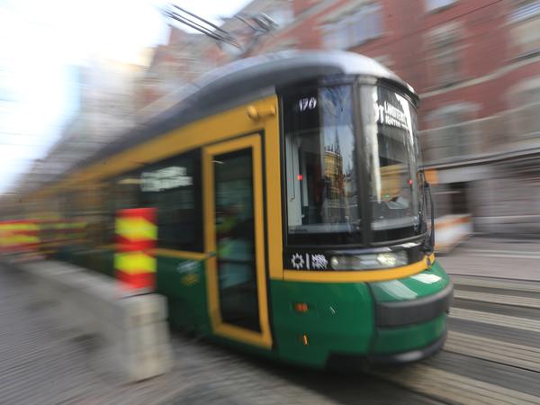 Общественный транспорт в Хельсинки подорожает