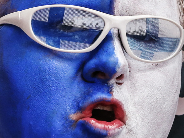 Футбол пройдёт мимо Финляндии