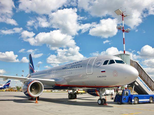 Аэрофлот в полном объёме сохранит перевозки в Крым