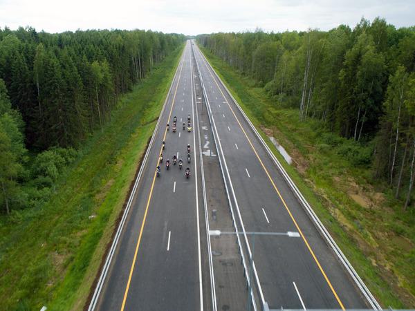 В «Автодоре» пообещали оснастить трассу М-11 спортивными площадками