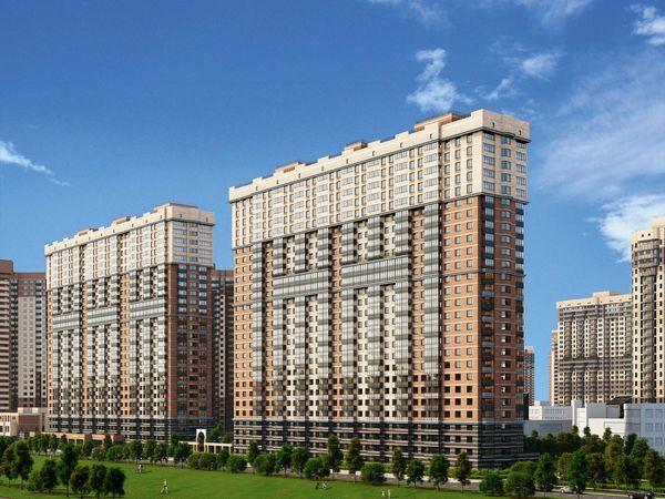 «Главстрой-СПб» открыл продажи старт-квартир в ЖК «Северная долина»