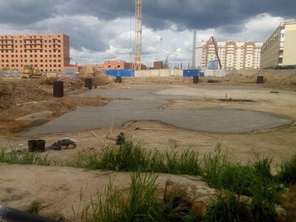 «Дальпитерстрой» начал строительство нового детского сада