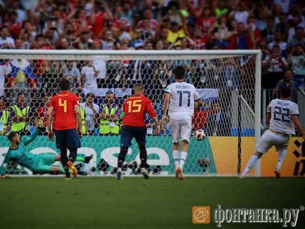 Россия впервые вышла в четвертьфинал чемпионата мира