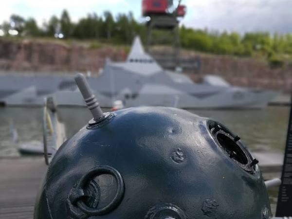 Российские пулемёты, пьяные матросы и договор со Швецией. Финский флот отметил своё столетие