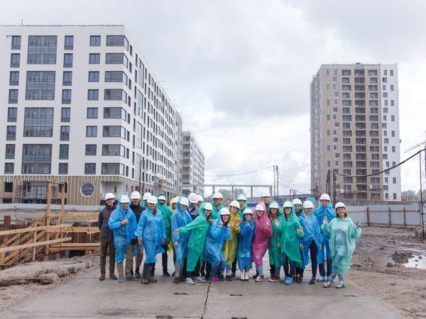 Специалисты Группы «Эталон» поделились опытом со студентами
