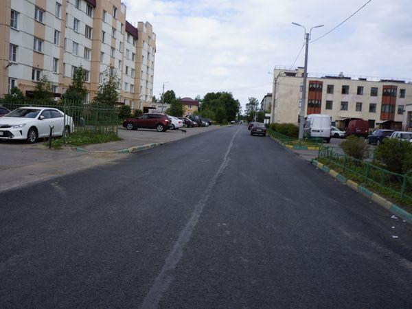 «Дальпитерстрой» вложил 11 млн рублей в ремонт городских дорог в Парголово