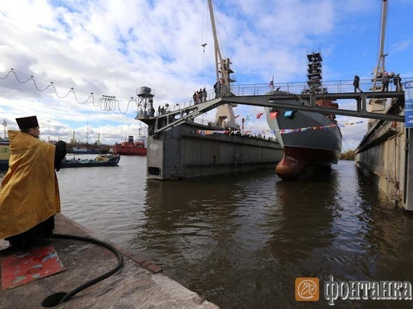Петербургские верфи «тянут» ОСК на фоне сокращения гособоронзаказа