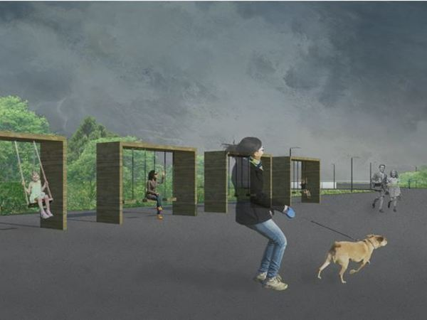 Промзону на набережной Черной речки обещают превратить в парк. Местные жители просили об этом во время выборов президента