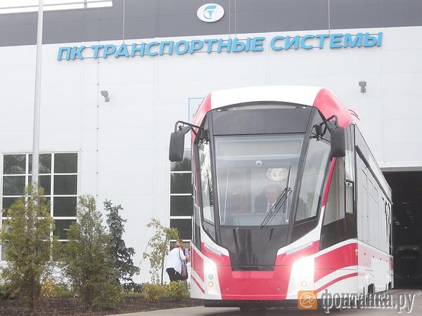 «Льва» и «Львенка» выпустили из клетки: хищник на рынке производства трамваев показал зубы