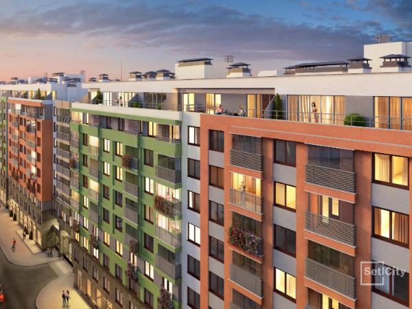 «Петербургская Недвижимость» предлагает квартиры с готовым дизайн-проектом