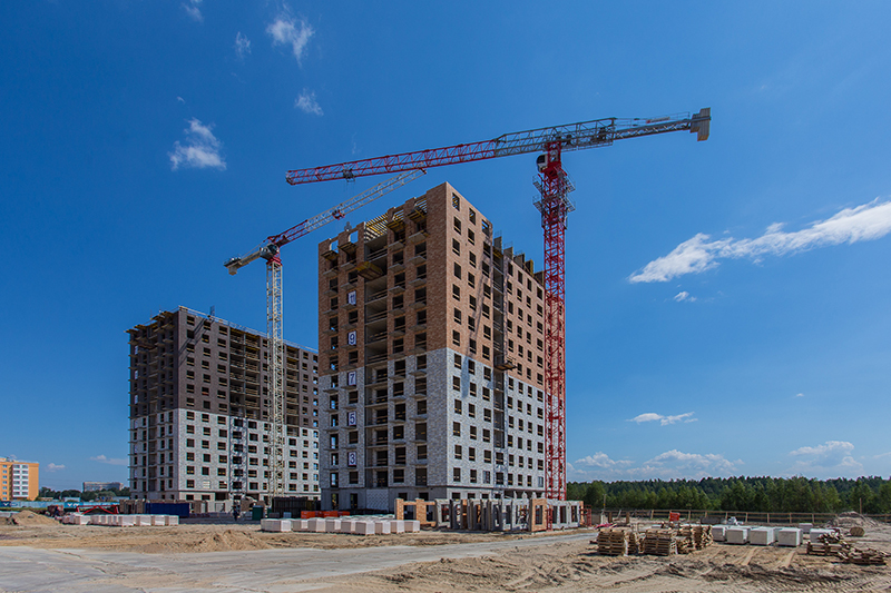 Заселение первых жителей «Орловского парка» – в 2019 году/ фото предоставлено Группа ПИК