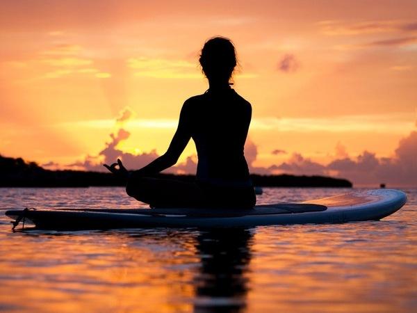 SUP-йога: балансируй и вдохновляйся