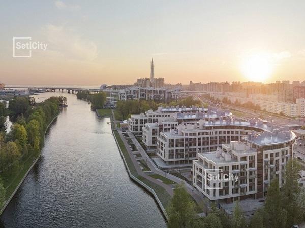 Проекты Setl City стали номинантами архитектурного конкурса «Золотой Трезини»