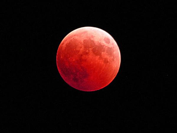 Погода позволит петербуржцам увидеть Великое противостояние с «пыльным» Марсом и «кровавую» Луну в ночь на 28 июля
