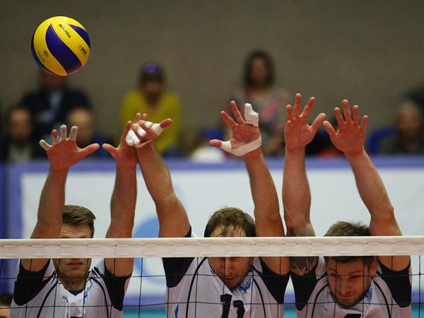 Как волейбольный «Зенит» готовится к Лиге чемпионов