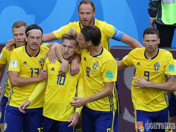 Шведы вернулись в Петербург за победой, швейцарцы покидают чемпионат