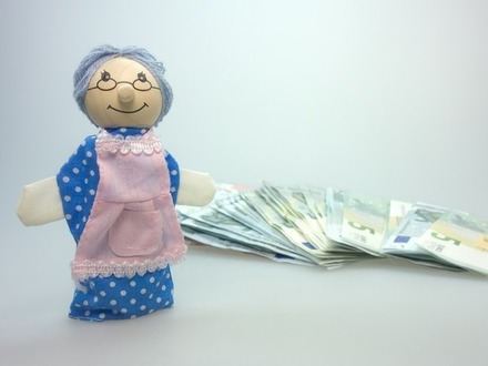 Как Сбербанк не дал лохматить бабушку