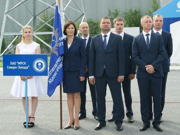 В Нижневартовске открылись соревнования профмастерства группы компаний «Россети»