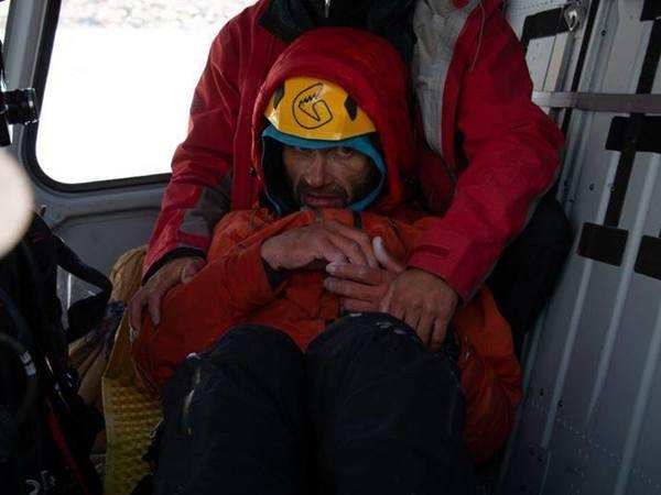 Застрявший нагоре вПакистане альпинист поведал освоем спасении