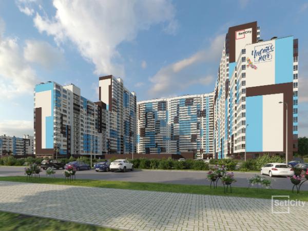 Стартовали продажи новых квартир в ЖК «Чистое небо» от Setl City