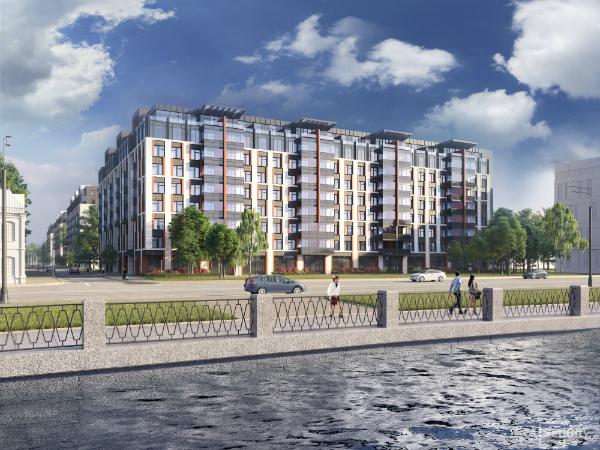 ЖК «Притяжение»: еще больше интересных квартир на Выборгской набережной