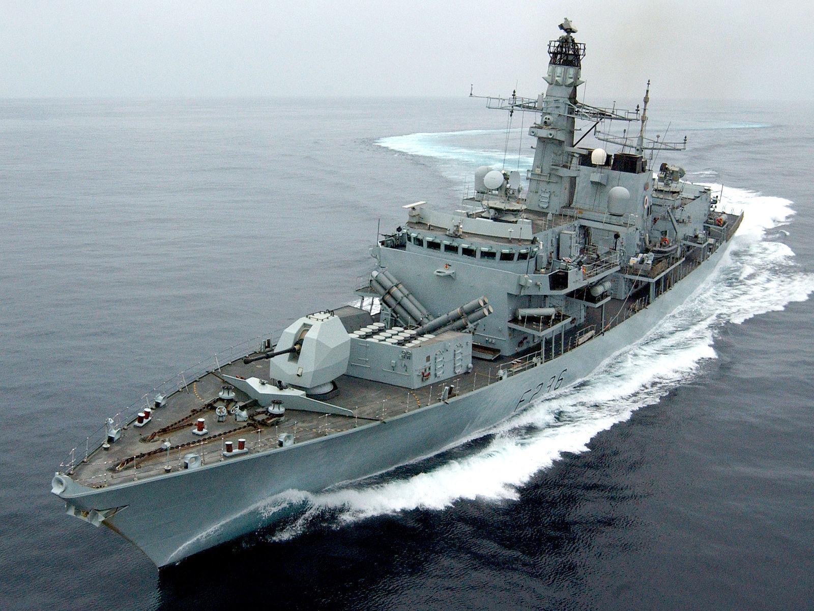 Фрегат Королевского военно-морского флота Великобритании Montrose