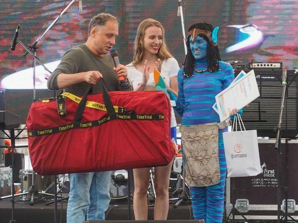 Фестиваль «Фонтанка-SUP» наградил победителей: «Аватара», «Людей в чёрном» и серьёзного мопса