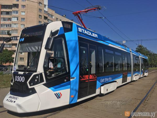 Северная трамвайная столица: швейцарцы ищут в Петербурге землю для строительства завода