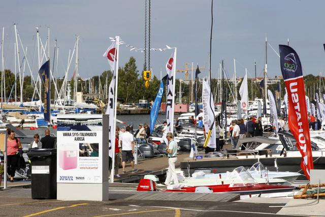 Helsinki Boat Afloat Show
