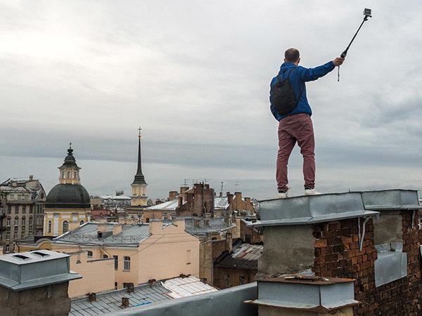 Смотреть на город с высоты опасно. Роскомнадзор удаляет руферов из Сети