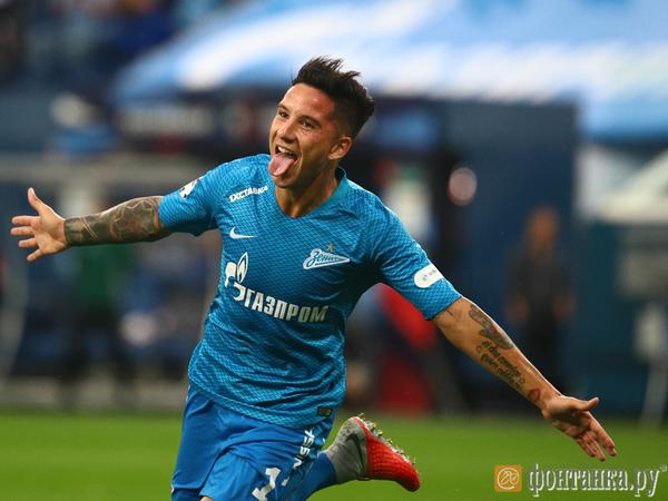 «Зенит» обыграл «Урал», забив четыре гола. И это четвертая победа подряд в чемпионате
