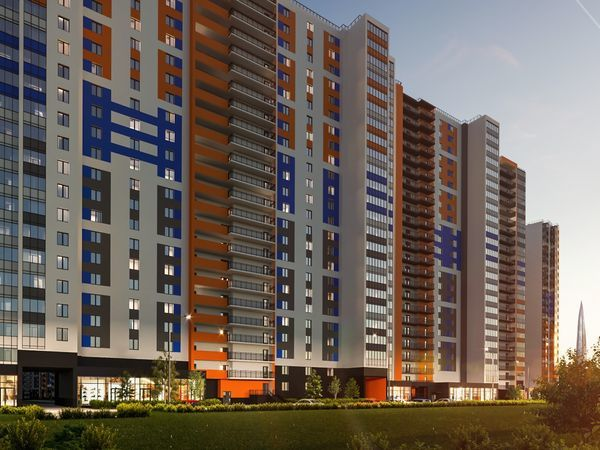 Старт продаж в ЖК «Полис на Комендантском»: квартиры от 1,64 млн руб.