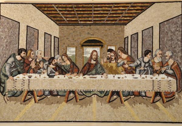 В Шушары привезли «Тайную вечерю»*