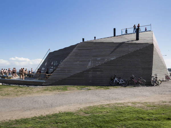 Time включил сауну Löyly в Хельсинки в сотню лучших мест мира