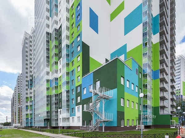 Setl City завершила строительство жилой части проекта «ЗимаЛето»