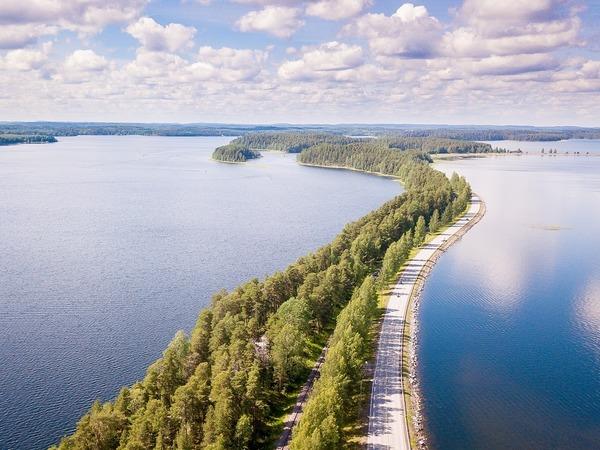 Колесим по Финляндии: Топ-7 веломаршрутов для любителей приключений