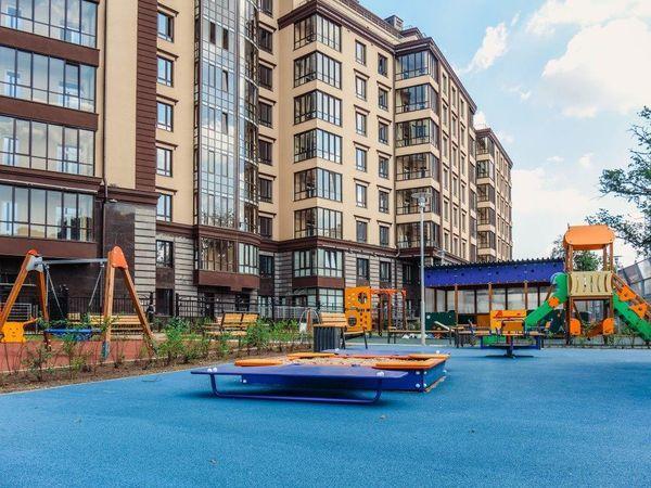 В жилом комплексе OSTROV открыт новый детский сад