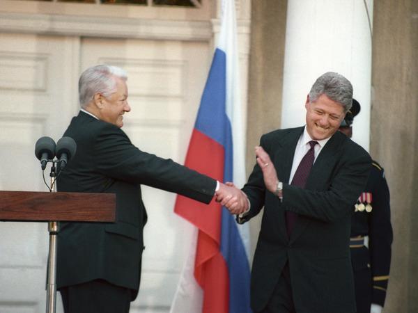 «Я дал Путину три месяца, чтобы люди к нему привыкли». О чем говорили Ельцин с Клинтоном