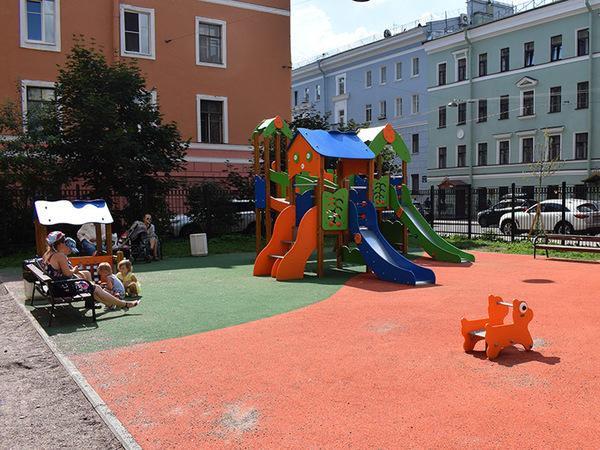 Страсти по детству, или Что не так в Петербурге с игровыми площадками