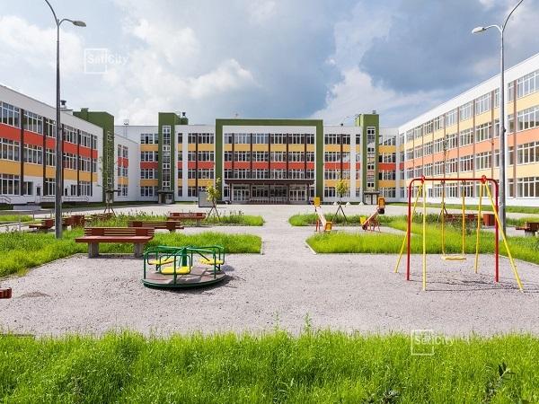 Setl City ввела в эксплуатацию общеобразовательную школу в ЖК «Солнечный город»