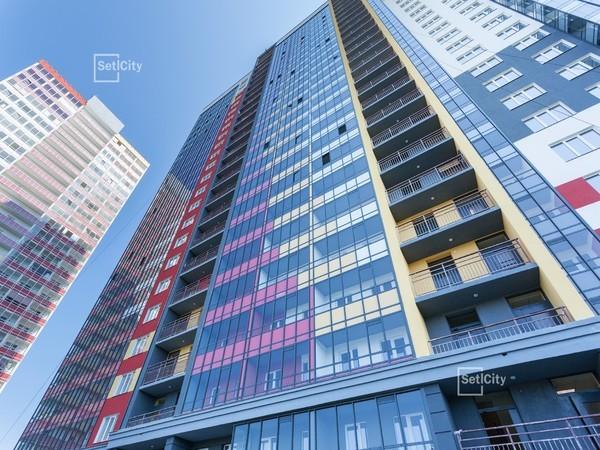 На каких этажах предпочитают жить петербуржцы?