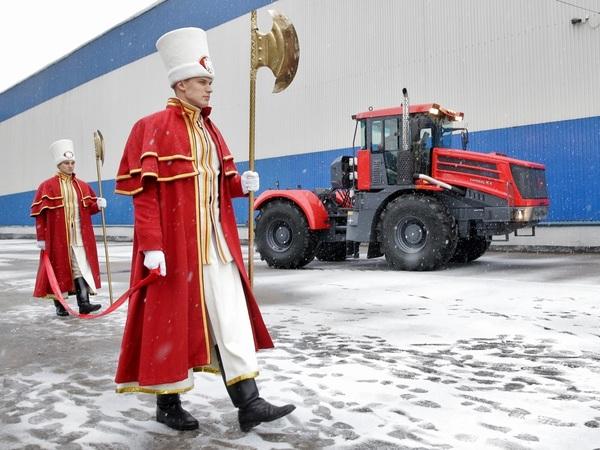 «Петербургский тракторный завод» бросает вызов европейским конкурентам: «К-4 и К-7 абсолютно конкурентоспособны»