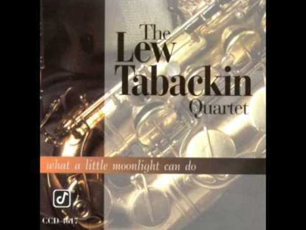 The Lew Tabackin Quartet – What A Little Moonlight Can Do