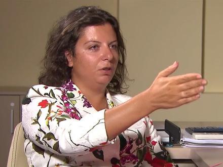 Маргарита Симоньян/RT
