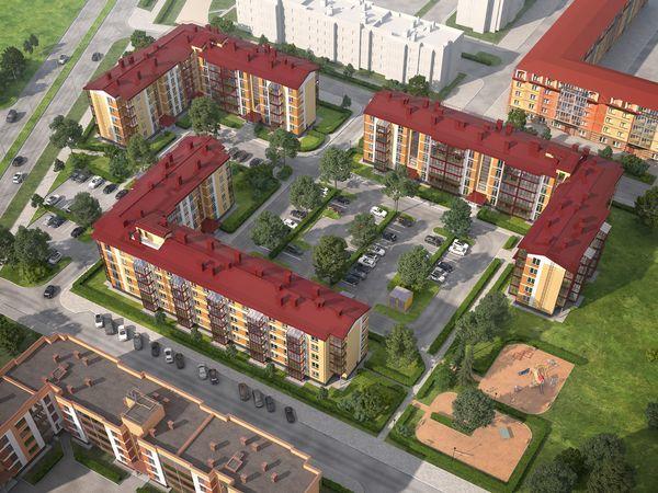 ООО «Терминал-Ресурс» продолжает озеленять «Образцовые кварталы»