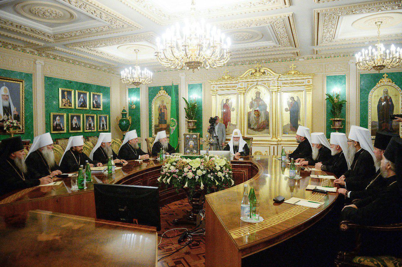 Фото:пресс-службаПатриархаМосковскогоивсеяРуси